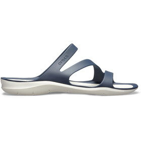 Crocs Swiftwater Sandaalit Naiset, navy/white